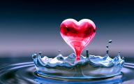 3D Love 7 Background Wallpaper