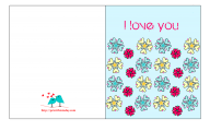 Love Cards For Him 3 Widescreen Wallpaper