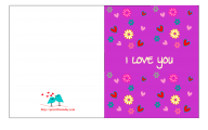 Love Cards For Him 4 Background