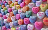 Love Hearts Candy 17 Free Hd Wallpaper