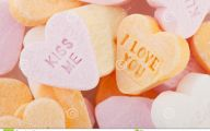Love Hearts Candy 18 Background Wallpaper