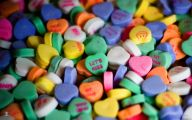 Love Hearts Candy 26 Cool Hd Wallpaper