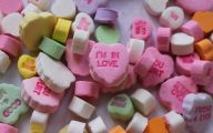 Love Hearts Candy 30 Desktop Background