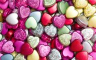 Love Hearts Candy 33 High Resolution Wallpaper