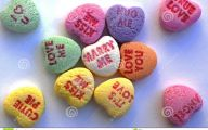 Love Hearts Candy 6 Cool Wallpaper