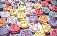 Love Hearts Candy 7 Desktop Wallpaper