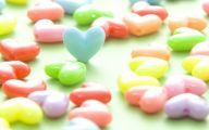 Love Hearts Candy 9 Free Wallpaper