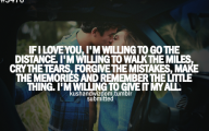 Love Quotes Tumblr 17 Widescreen Wallpaper