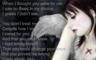 Sad Love Poems 17 Widescreen Wallpaper
