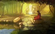 3D Love And Zen  13 Cool Wallpaper