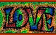 3D Love Art  23 Desktop Background