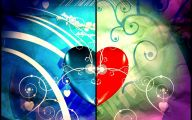 3D Love Art  6 Hd Wallpaper
