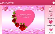 3D Love Cards  7 Background