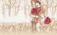 3D Love Couple Images 18 Background Wallpaper