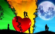 3D Love Couple Images 33 High Resolution Wallpaper