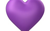 3D Love Heart 15 Cool Wallpaper