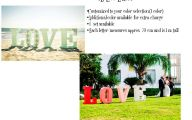 3D Love Letters  33 Desktop Background
