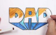 3D Love Letters  36 Desktop Wallpaper