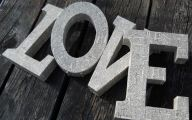 3D Love Letters  7 Desktop Background