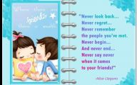 Cute Love And Friendship Quotes  17 Hd Wallpaper
