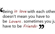 Cute Love And Friendship Quotes  22 Background