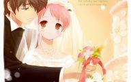 Cute Love Anime  12 Widescreen Wallpaper
