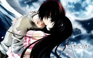 Cute Love Anime  16 Widescreen Wallpaper