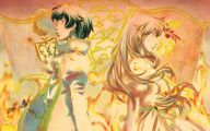 Cute Love Anime  21 Wide Wallpaper