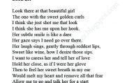 Cute Love Poems For Her  14 High Resolution Wallpaper