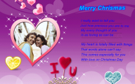 Love Cards Christmas  31 Background