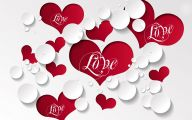 Love Heart Hd Image 15 Background