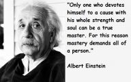 Love Quotes By Albert Einstein 2 High Resolution Wallpaper