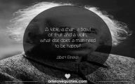 Love Quotes By Albert Einstein 38 Wide Wallpaper