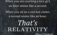 Love Quotes By Albert Einstein 7 Widescreen Wallpaper