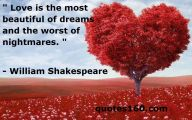 Love Quotes By Shakespeare 5 Widescreen Wallpaper