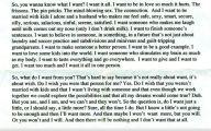 Romance Love Letter For Her  3 Desktop Background