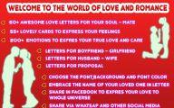 Romance Love Letters  1 Free Hd Wallpaper