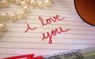Romance Love Letters  17 High Resolution Wallpaper