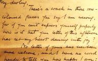 Romance Love Letters  8 Desktop Background