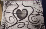 Romantic Love Drawings  1 Background Wallpaper