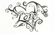 Romantic Love Drawings  17 Cool Wallpaper