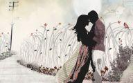 Romantic Love Drawings  2 Cool Wallpaper