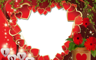 Romantic Love Frames  1 Hd Wallpaper