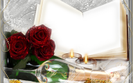 Romantic Love Frames  11 Background