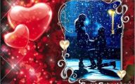 Romantic Love Frames  18 Wide Wallpaper