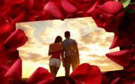 Romantic Love Frames  40 Background Wallpaper