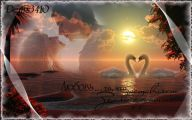 Romantic Love Frames  7 Widescreen Wallpaper