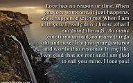 Romantic Love Letters  21 Background