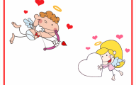 Valentine Cupid Pictures  2 Wide Wallpaper