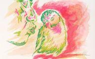 Valentine Love Birds  24 Free Wallpaper